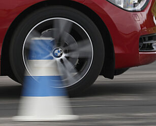 image: Vi har kjørt tresylindret BMW