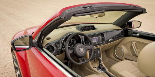 image: VW Beetle Cab til Los Angeles