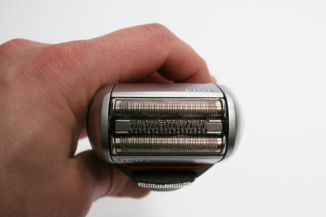 <strong><B>ULIKE FLATER:</strong></B> Slik har mange av Brauns barbermaskin sett ut i flere tiår, selv om innmaten ikke lenger er helt den samme.