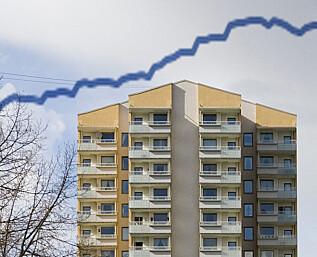 Svakt boligprisfall i september