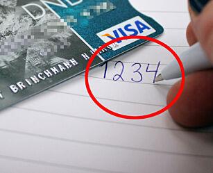 image: Unngå disse PIN-kodene