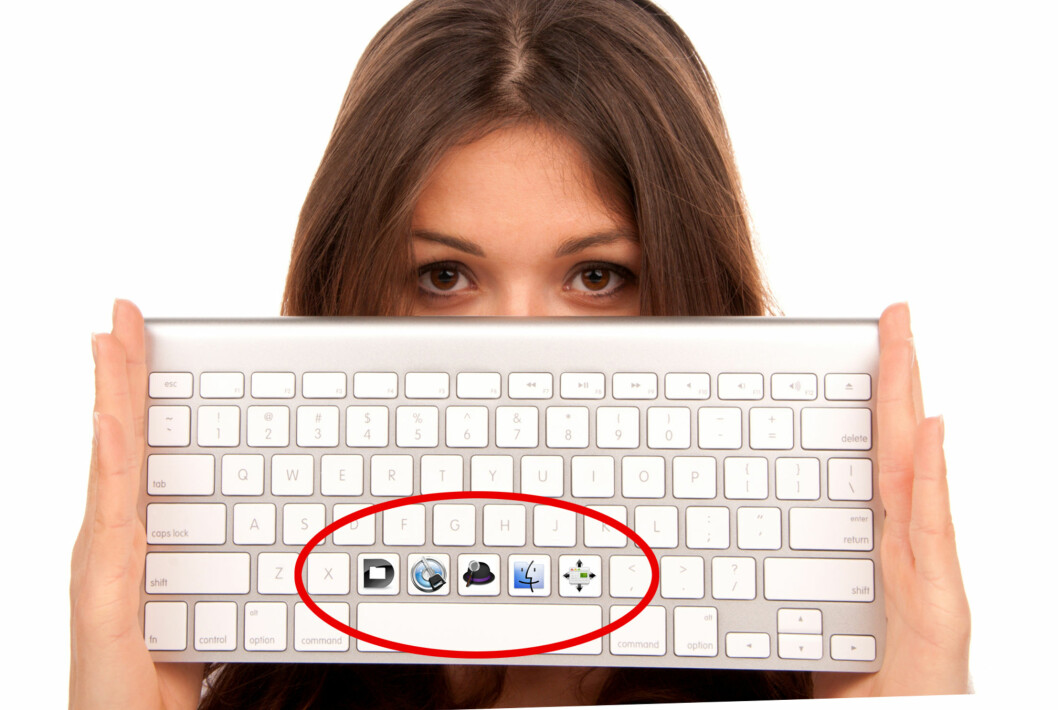 <strong><B>FAVORITTER:</strong></B> Disse Mac-appene klarer jeg meg ikke uten. Foto: All Over Press / ill.