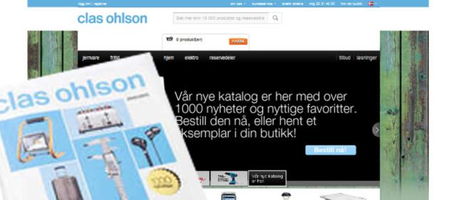 eaeef748d Clas Ohlson er best på nett - DinSide