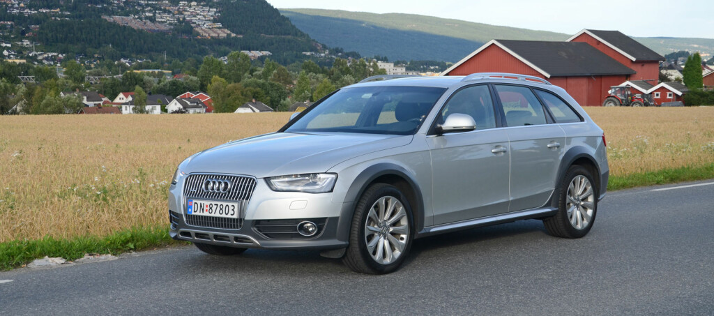 test fornyet audi a4 allroad dinside. Black Bedroom Furniture Sets. Home Design Ideas