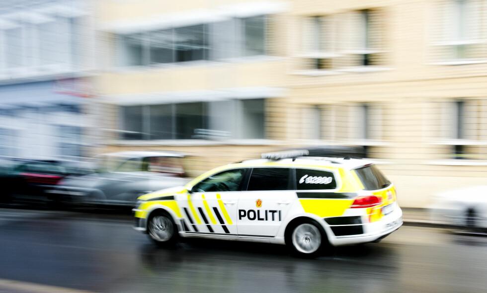 Hardhendt: Politiets bruk av overskuddsinformasjon til å straffeforfølge ei femten år gammel jente som anmeldte voldtekt, er skammelig. Foto: Jon Olav Nesvold / NTB scanpix
