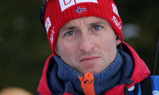 INGENTING PERSONLIG MOT FOURCADE: Morten Aa Djupvik sier til Dagbladet at de aldri har hatt noen intensjon om å såre Martin Fourcade. Foto: Scanpix