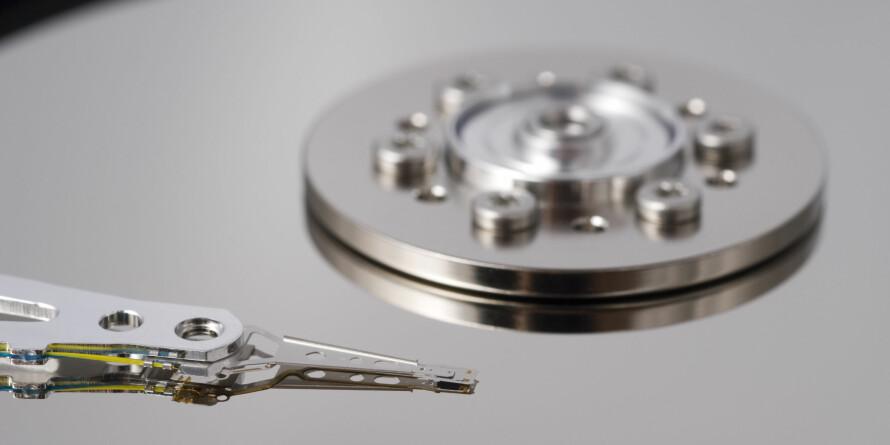 MEKANIKK OG SLITASJE: Du har kanskje lagt merke til at gamle harddisker har en tendens til å bråke, før de til slutt tar kvelden? Mekanikken varer dessverre ikke evig. Foto: Dagbladet