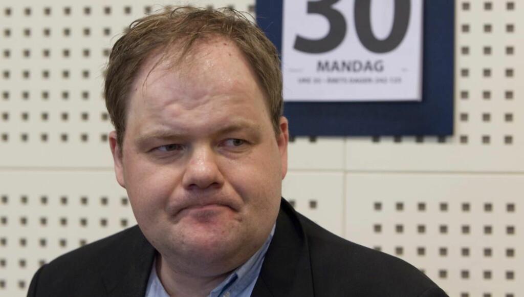 SISTE HÅP: I mai skal Høyesterett vurdere om Norge er riktig land for behandling av søksmålene Baasland har rettet mot to av gamblingselskapene der han tapte omkring 55 millioner, eller om de hører hjemme der selskapene er registrert. Foto: Terje Bendiksby / NTB scanpix