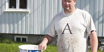 image: Det er kjedelig å se maling tørke, men i Bamble er det kjedeligere enn noe annet sted