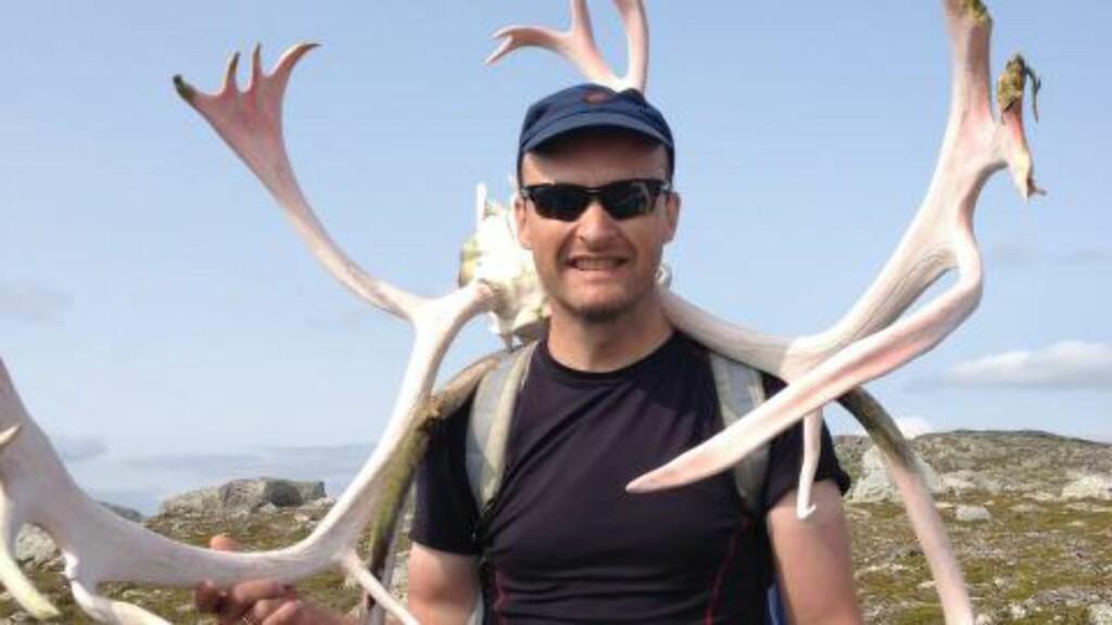 INGEN SPARING:  Professor Atle Mysterud ser ingen rasjonelle grunner til å spare hvite og sjeldne dyr i jakta. Foto: Privat.