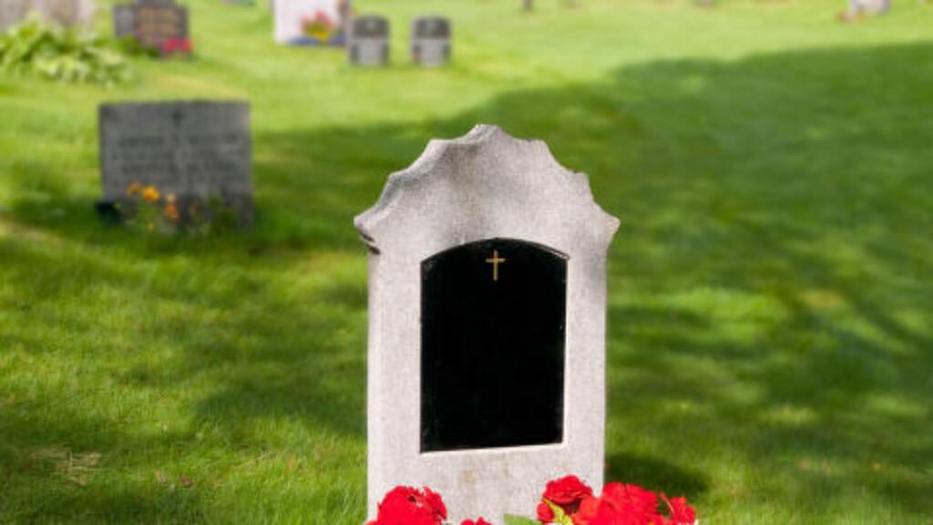NÅR EN MOR DØR: Konsekvensene er store for de etterlatte. Foto: Colourbox