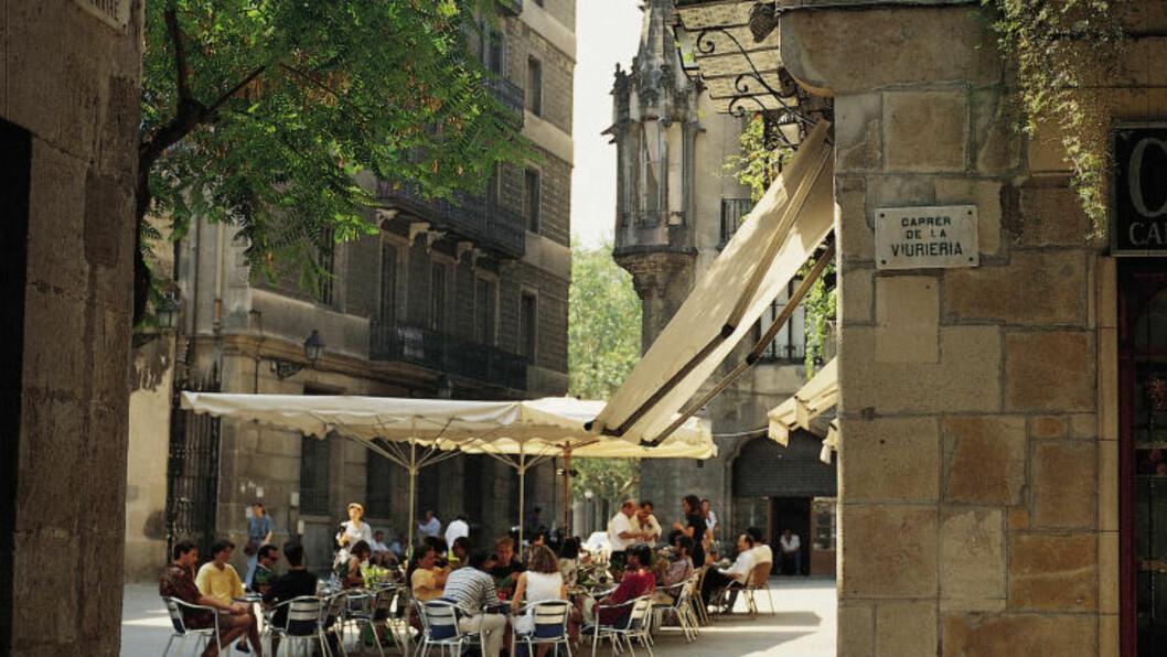 <strong>SNU LANGHELGEN:</strong> Torsdag til søndag er det aller dyreste. Til Barcelona går det så mange fly at du kan reise hver eneste dag. Lørdag til tirsdag er et billig og bra alternativ. Foto: GRAND HOTEL CENTRAL