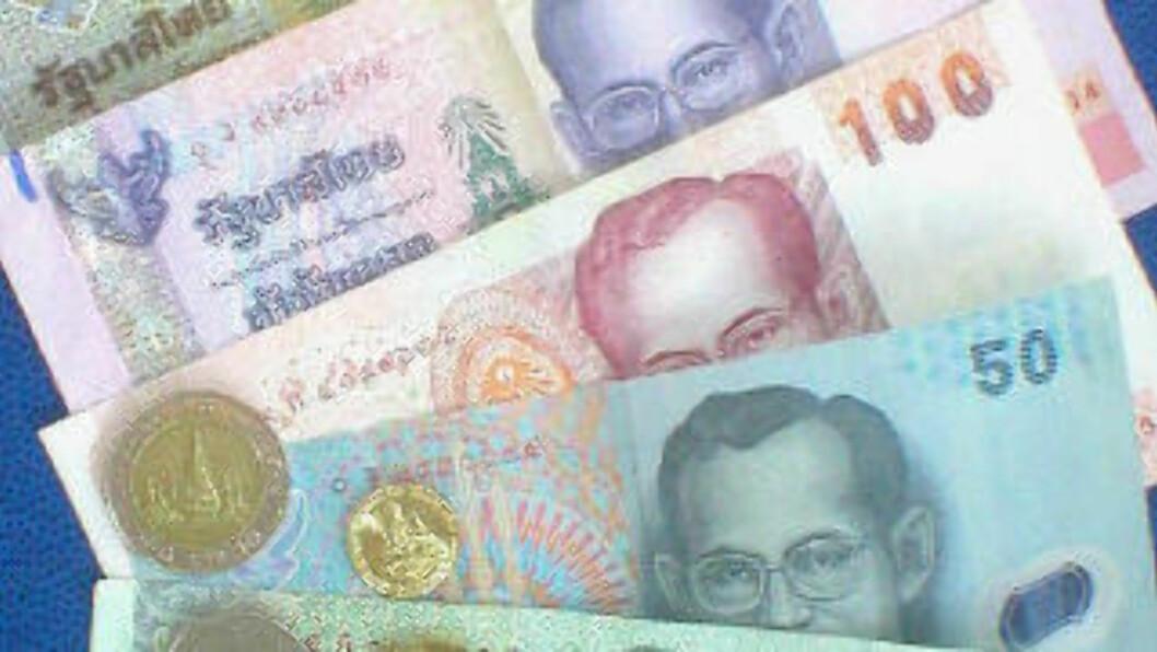 <strong>VALUTA:</strong> Benytt alltid lokal valuta, hver gang. Foto: WIKIPEDIA