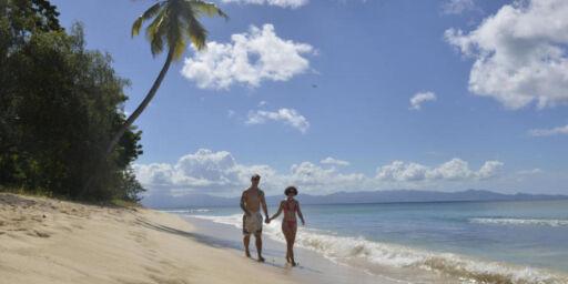 image: Selv om du går langs denne stranda, kan du fortsatt ha penger igjen på bok