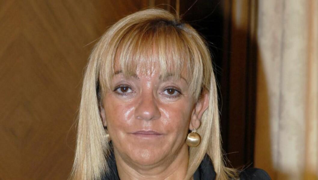 <strong>SKUTT OG DREPT:</strong> Den spanske lokalpolitikeren Isabel Carrasco ble i dag skutt og drept like ved sitt hjem i byen Leon. Foto: AFP PHOTO / FELIX MERINO /NTB scanpix
