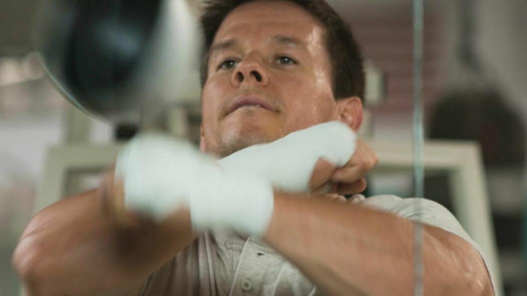 <strong>HARDT REGIME:</strong> Mark Wahlberg er nok først og fremst kjent fra actionfilmer som «The Fighter».