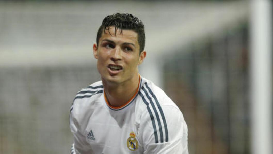 CHECK? Real Madrid og Cristiano Ronaldo kan vinne Champions League, akkurat som hovedstadslaget gjorde i 1966. Foto: AP Photo / Daniel Ochoa de Olza / NTB Scanpix