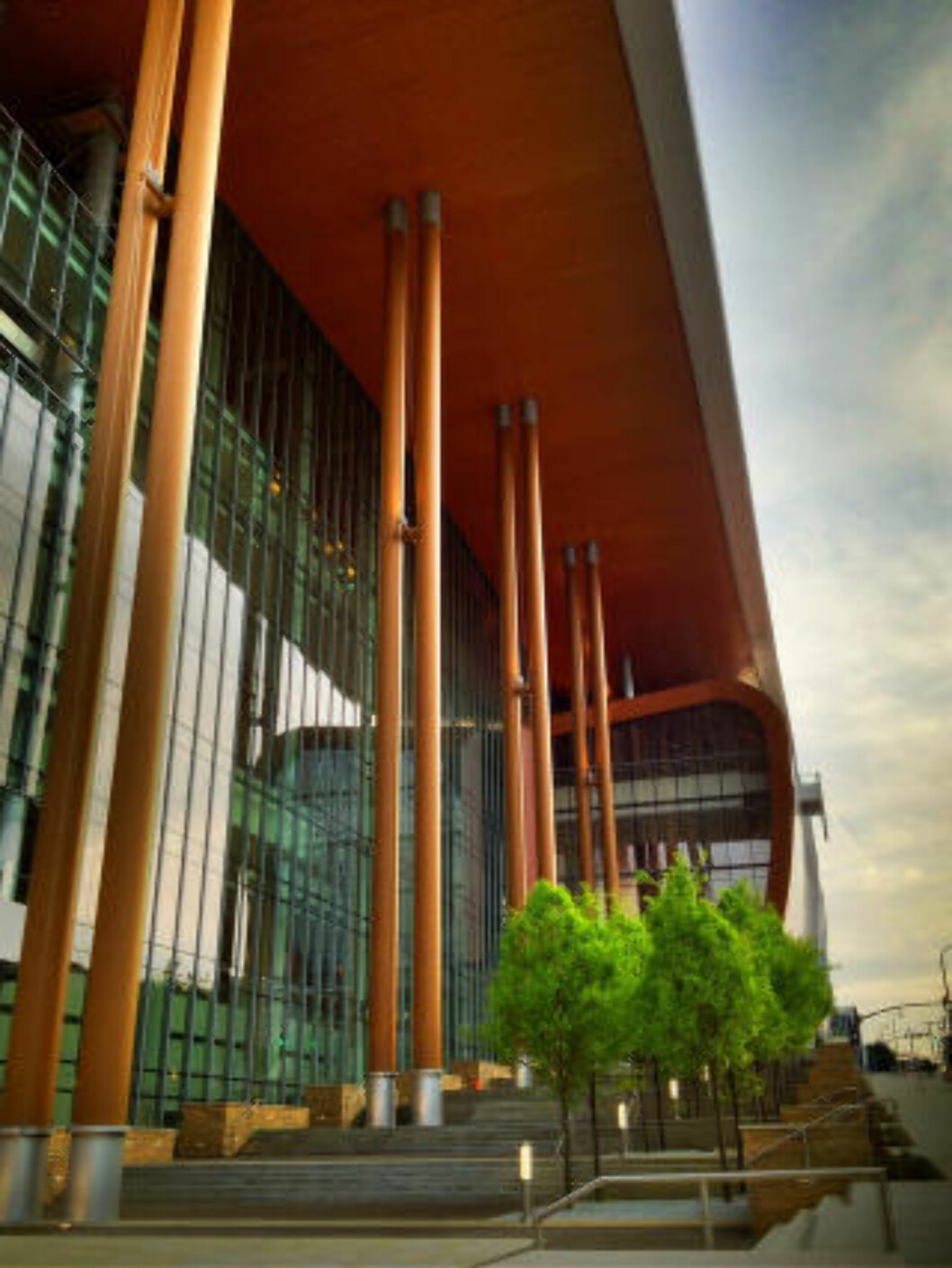 <strong>NASHVILLE:</strong> Årsaken til boomen av nye restauranter er byens nye musikksenter - Music City Center - som åpnet i fjor, i tillegg til at nabolag som East Nashville og Hillsboro Village er i ferd med å gjenoppstå. Foto: TIMOTHY J CARROLL/CREATIVE COMMONS