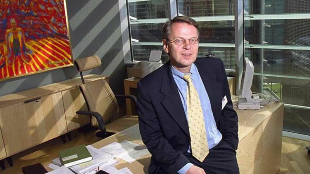 <strong> FIKK KJEFT:</strong>  Morten Wetland hevder at i 2009 fikk Norges daværende ambassadør Wegger Chr. Strømmen angivelig en overhaling av Obamas stabssjef.  Foto: Aleksander Nordahl