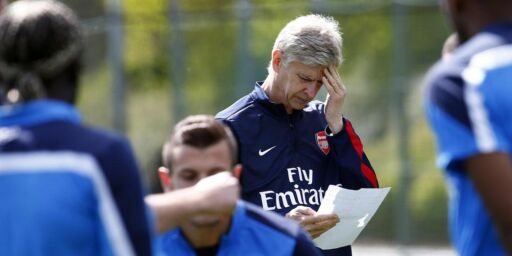 image: Wenger frykter ikke for jobben med tap i FA-cupfinalen