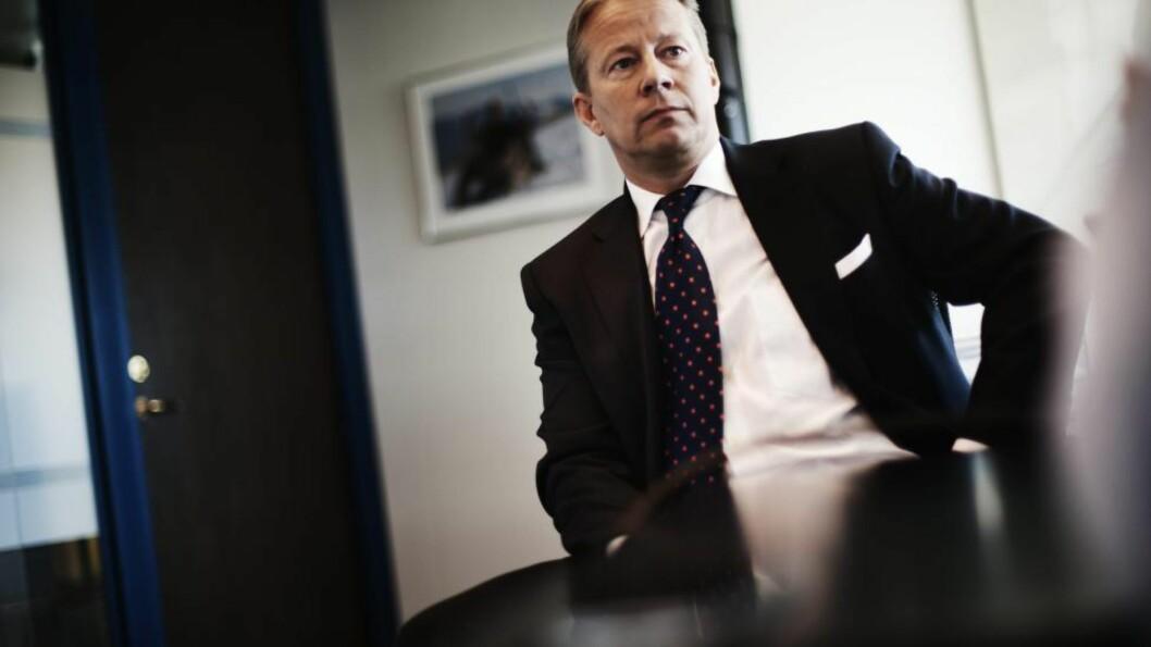 Legger seg flat:  Stig Rognstad i Norse Securities innrømmer solid feilvurdering. Foto: Eivind Yggeseth/FA