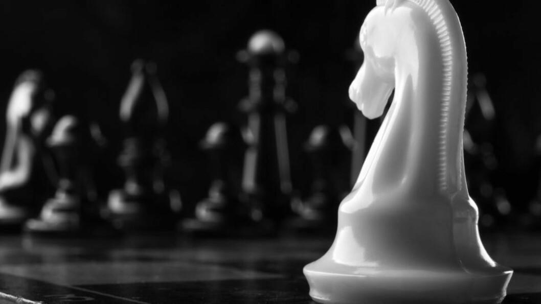 <strong>SJAKK:</strong> Dagbladets sjakkekspert Einar Gausel gir deg dagens sjakk. Foto: COLOURB