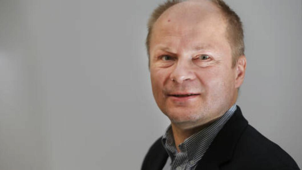 <strong>LAVERE TERSKEL:</strong> Statssekretær i Miljøverndepartementet, Lars Andreas Lunde (H), bekrefter at departementet har sendt ut brev om å senke terskelen på å skyte bjørn og andre rovdyr.  Foto: Lise Åserud / NTB scanpix