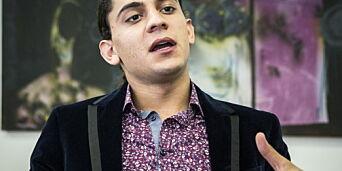 image: Hassans monotone klang borer seg inn i hjernen