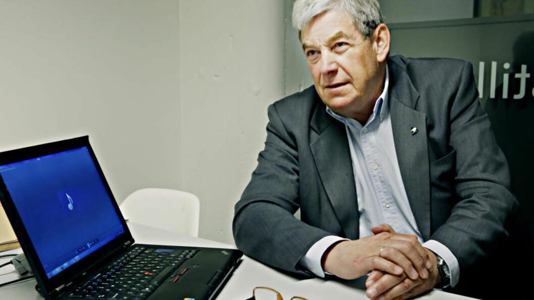 <strong>- MÅ RYDDES OPP:</strong>  John Chr. Grøttum konstaterer at useriøse privatdetektiver er et problem - Det må ryddes opp, slik at vi blir kvitt de useriøse aktørene. Foto; Jacques Hvistendahl
