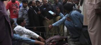 Nå er fire personer pågrepet for steiningen av gravide Farzana (25)