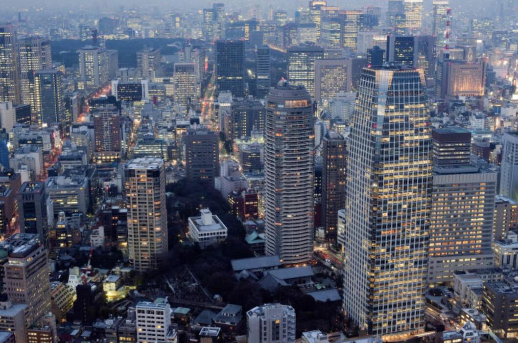 <strong>BEST:</strong> Tokyo havner på topp ti i 13 av kategoriene i Tripadvisors spørreundersøkelse, blant annet mest hjelpsomme innbyggere, renest gater og best kollektivtilbud. Foto: COLOURBOX