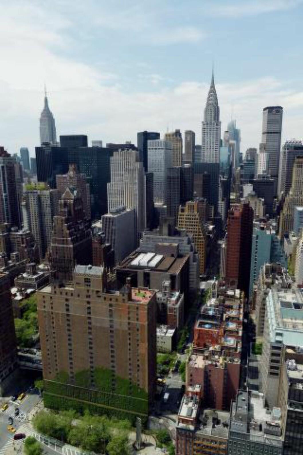 <strong>NEW YORK:</strong> I New York finner du best restauranter og best uteliv, ifølge Tripadvisors undersøkelse. Byen havner også på andreplass når det gjelder reiseopplevelsen totalt. Foto: STAN HONDA / AFP PHOTO / NTB SCANPIX