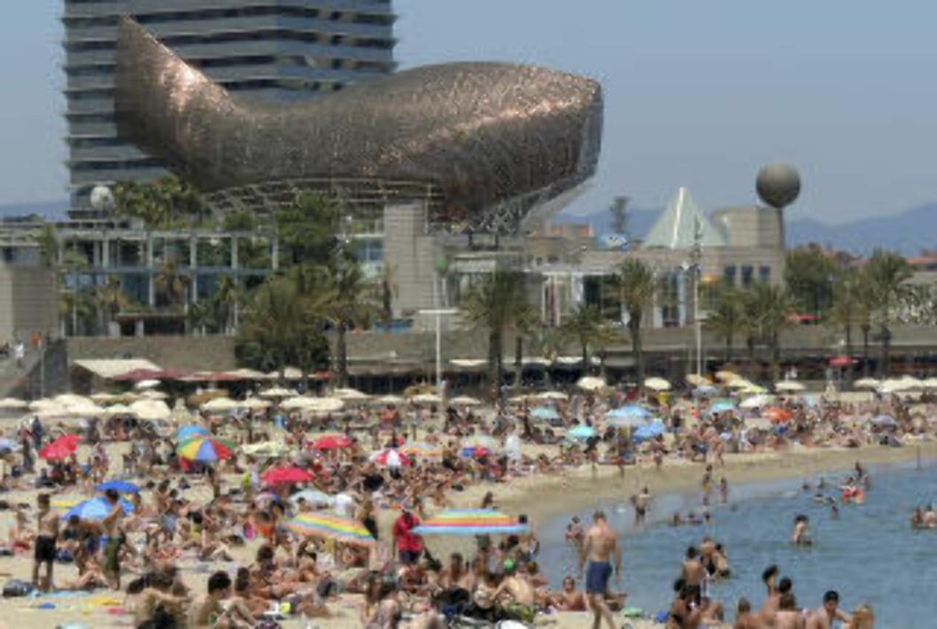 <strong>TREDJE BEST:</strong> Barcelona gir deg den tredje beste reiseopplevelsen totalt sett, ifølge spørreundersøkelsen reisegiganten Tripadvisor har gjennomført blant 54 000 av sine brukere. Foto: MANU FERNANDEZ / AP PHOTO / NTB SCNAPIX