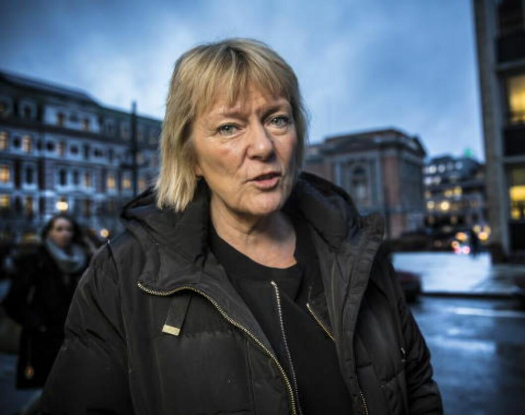 <strong>USIKKER:</strong> Kristin Clemet i Civita sier hun er usikker på om anmeldelsen er alvorlig ment. Foto: Lars Eivind Bones / Dagbladet