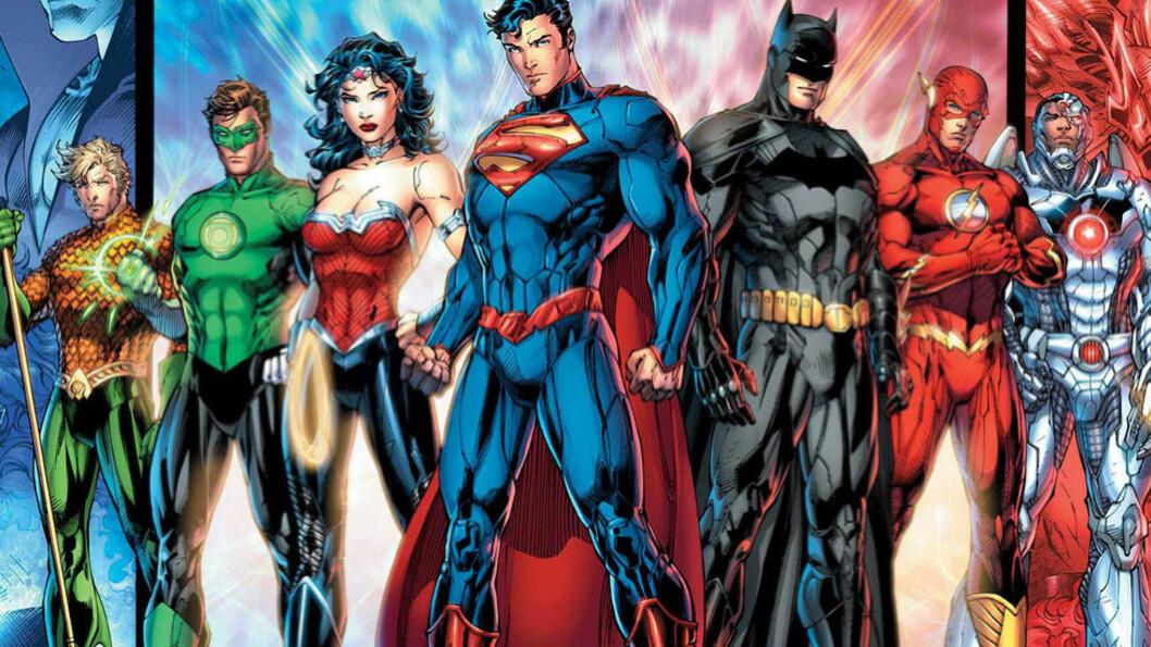 <strong>STORE FORVENTNINGER:</strong> Med unntak av Batman-trilogien til Christopher Nolan har ikke Warner fått ordentlig dreis på sin superheltsatsing. Nå er imidlertid selskapets omfattende planer, som avrundes med «Justice League» i 2017, avslørt. FOTO: DC COMICS