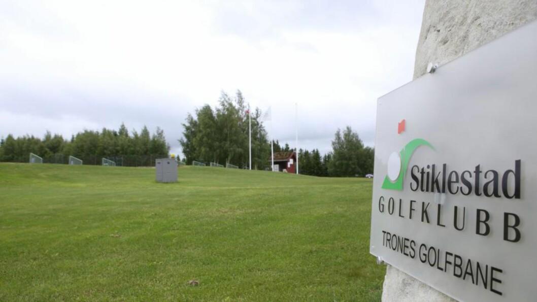 <strong>TYVERI:</strong> Over to døgn skal noen ha stjålet rundt 7000 golfballer fra Stiklestad Golfklubb i Verdal. Saken er nå politianmeldt. Foto: Tor Aage Hansen