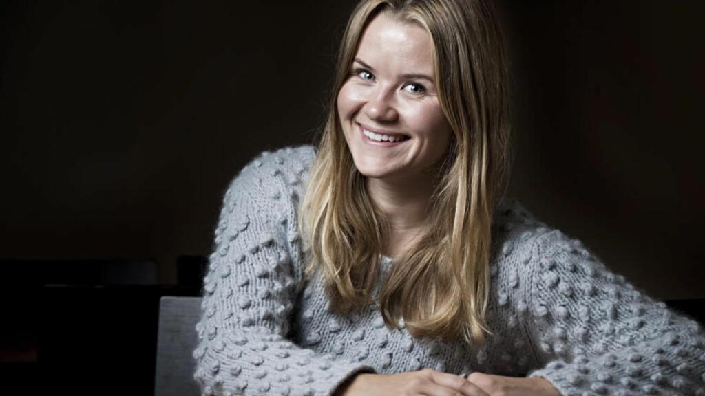 TILBAKE TIL EGET KONSEPT: På nyåret vil vi få et gjensyn med NRK-personligheten Live Nelvik (31) i en ny sesong av «Dama til». Foto: Benjamin A. Ward / Dagbladet