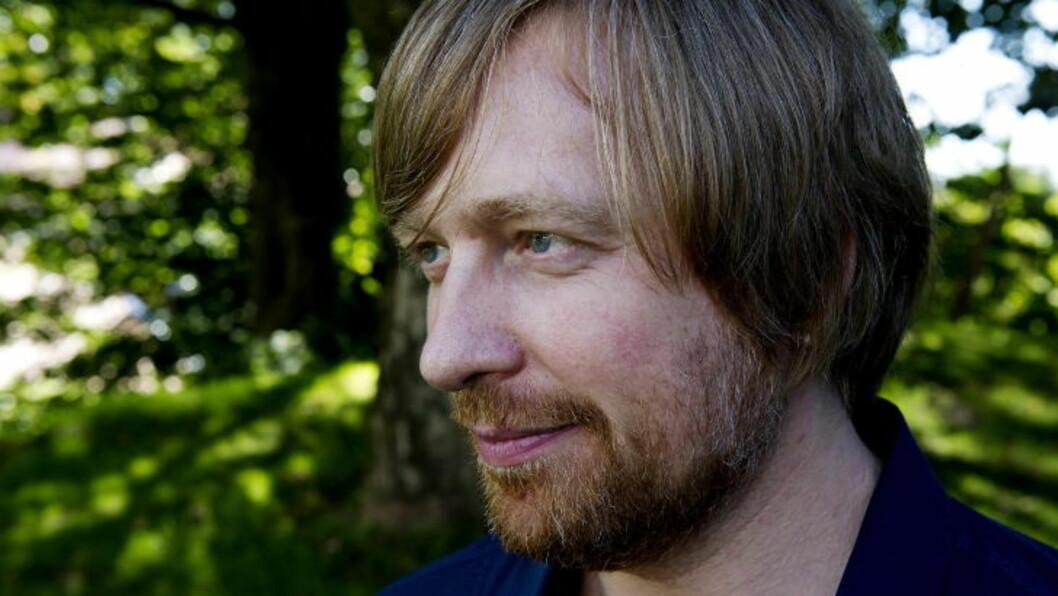<strong>STOR SJANSE:</strong> Morten Tyldum («Hodejegerne», «Buddy») må tåle store forventninger før sin første engelskspråklige film. Foto: Øistein Norum Monsen / DAGBLADET
