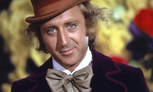 - ET SANT GENI: Skuespiller og moromann Gene Wilder har gjort flere minneverdige roller, deriblant som Willy Wonka i i «Charlie og Sjokoladefabrikken» fra 1971. Foto: NTB Scanpix