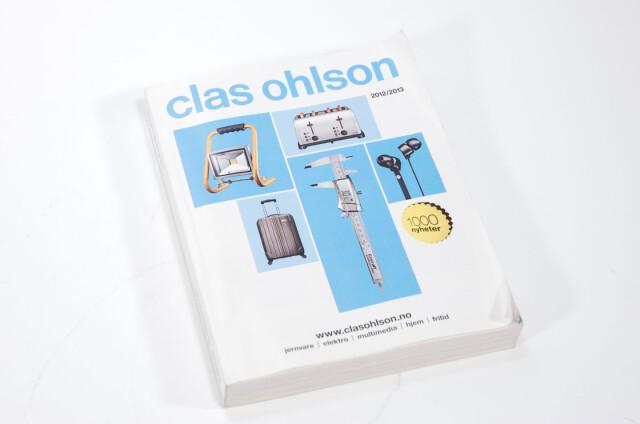 3104e7baf Clas ohlson-katalogen: Ny Clas Ohlson-katalog - DinSide
