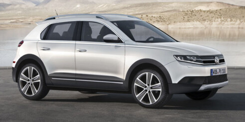 Små SUV-tvillinger fra Audi og VW
