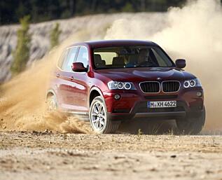 Billigere BMW X3