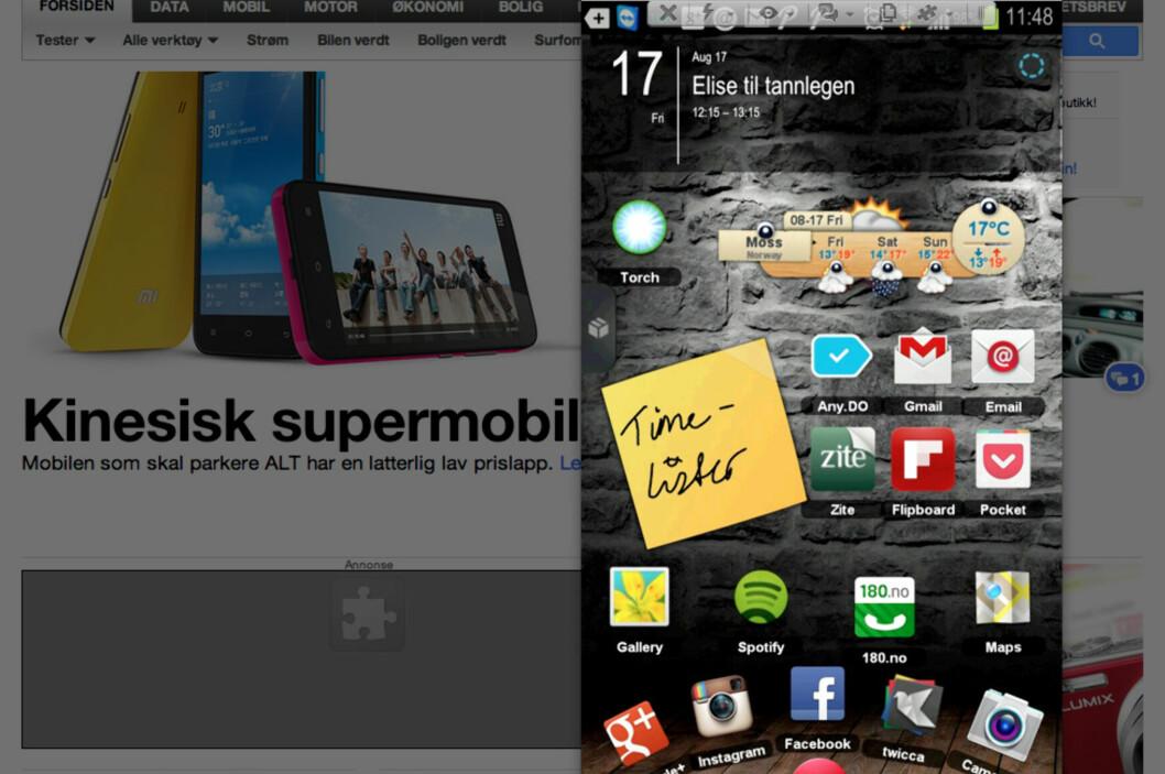 Med TeamViewer QuickSupport kan du fjernstyre en Samsung-telefon direkte fra PC/Mac.