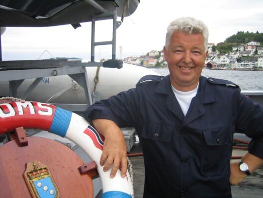 Roald Stigum Olsen i Tryg. Foto: Tryg