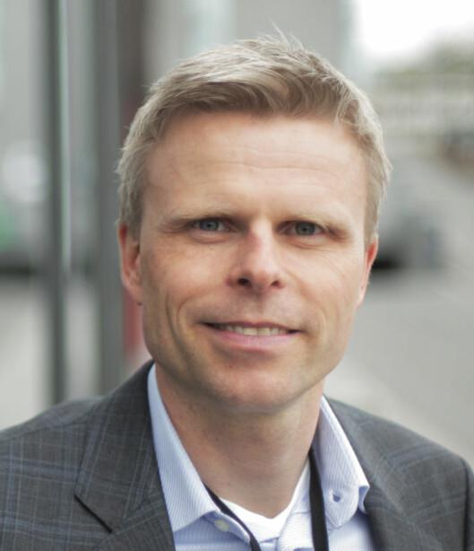 Velger aksjefond og ubundet banksparing: Bjørn-Erik Sættem Foto: STOREBRAND