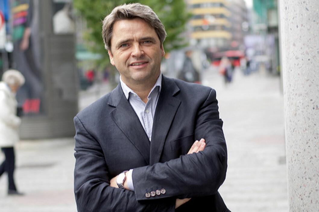 Magne Gundersen, forbrukerøkonom i SpareBank1, anbefaler å fokusere på gjelda først. Foto: SpareBank 1