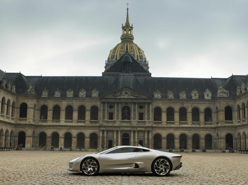 Denne godbiten fra Jaguar er bare ett av høydepunktene vi gleder oss til. Foto: Jaguar