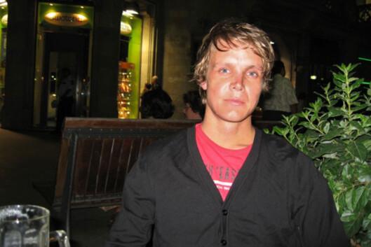 <strong>DEPOSITUMSKRØLL:</strong> DinSide fortalte i fjor hvordan studenten Arne Haraldstad måtte krangle seg til å få utbetalt renter fra sitt depositum. Ingen unik sak.  Foto: Privat