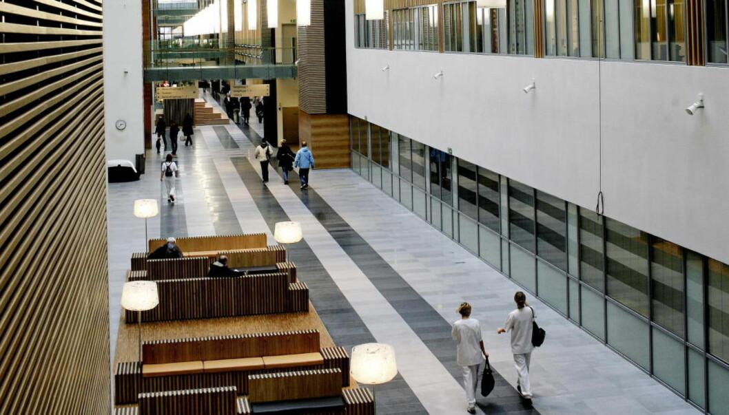 <strong>FATAL FEIL:</strong> En mann (79) døde på Akershus universitetssykehus 13. januar i år etter å ha blitt gitt feil type blod under blodoverføring.   Foto:Mette Møller