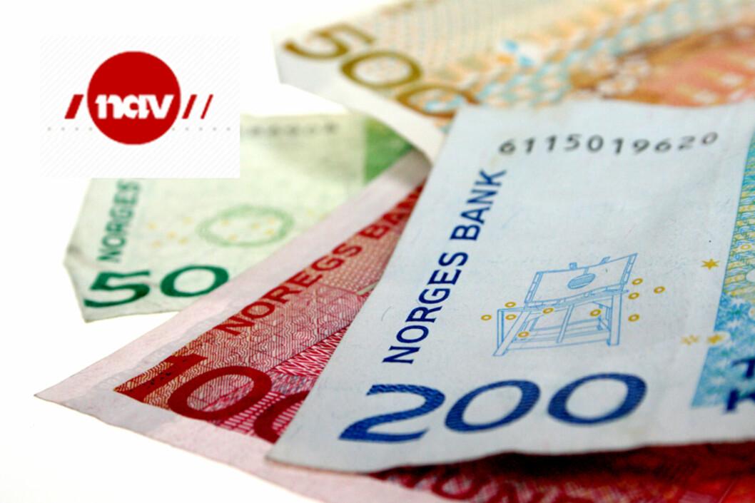 Mottar du penger fra NAV, er det ikke sikkert du kan reise på ferie til utlandet uten å miste pengestøtten. Foto: OLE PETTER BAUGERØD STOKKE